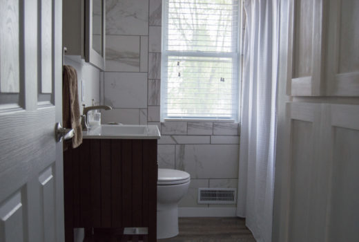 Small Bathroom Remodel - Older Home