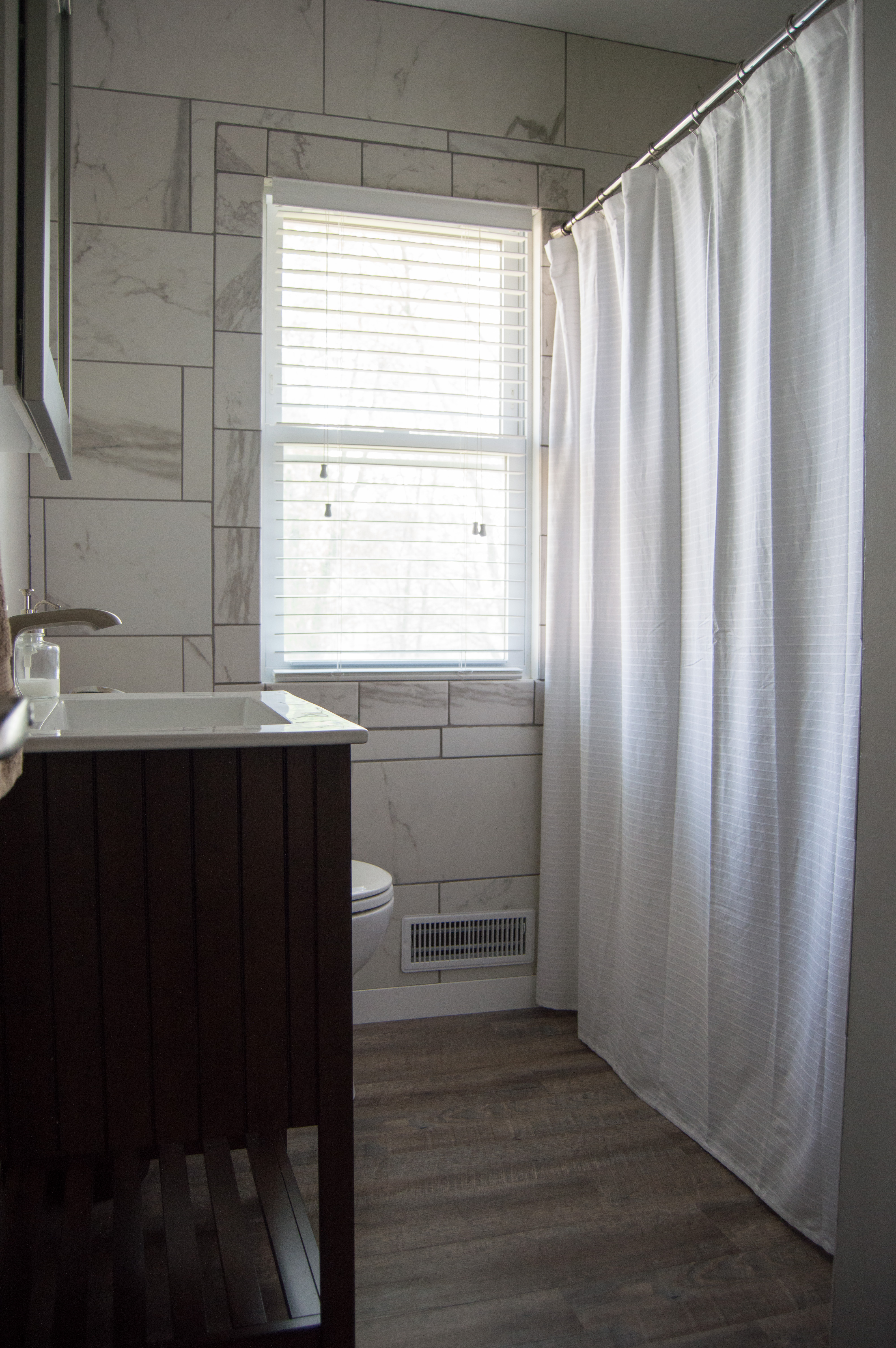 Small Bathroom Remodel - Old Home