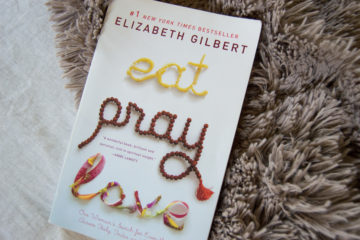 Eat Pray Love - Book Review