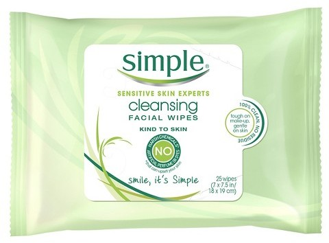 Simple Facial Wipes - Essential Beauty Products