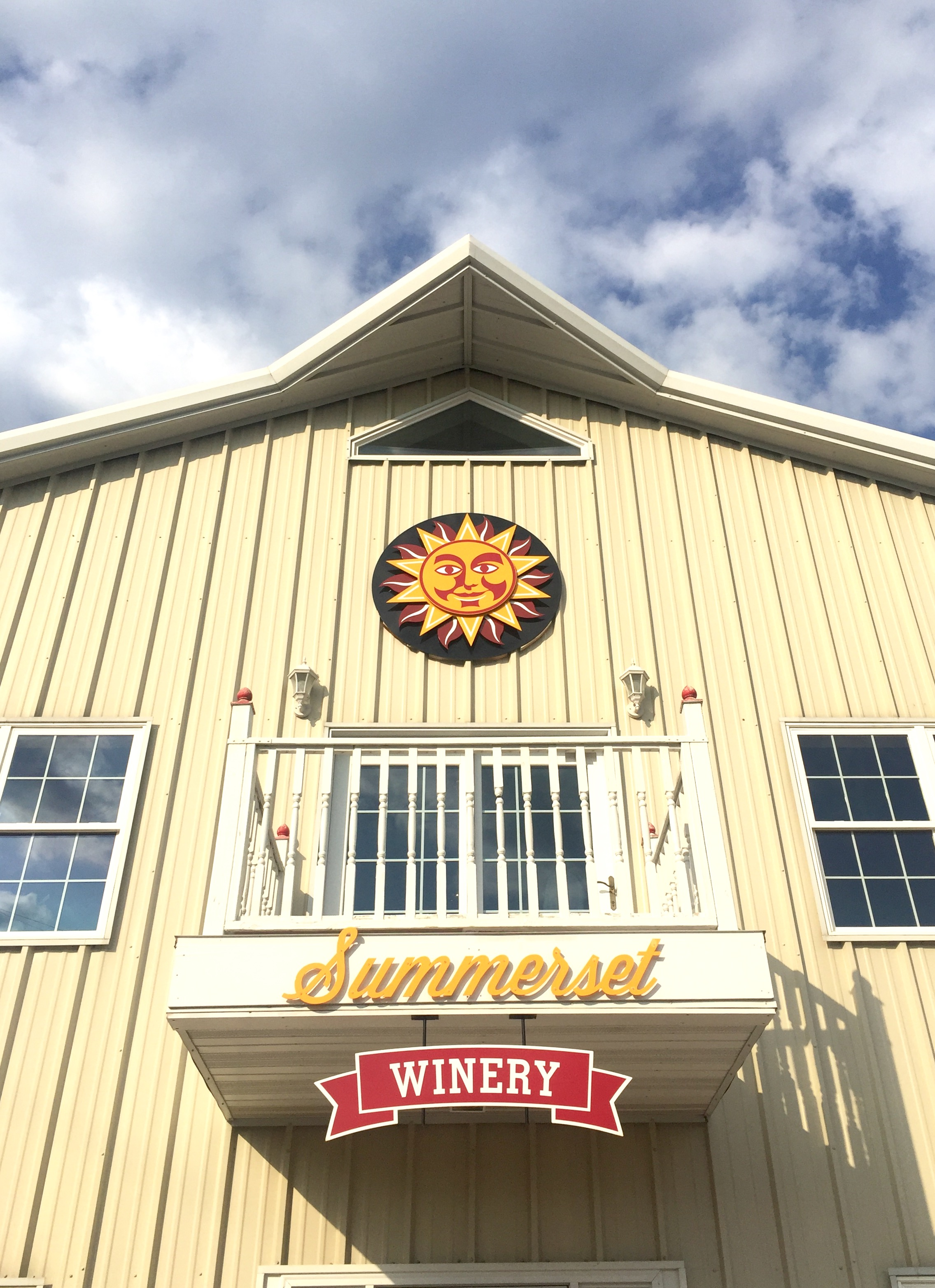 summerset winery - indianola, iowa