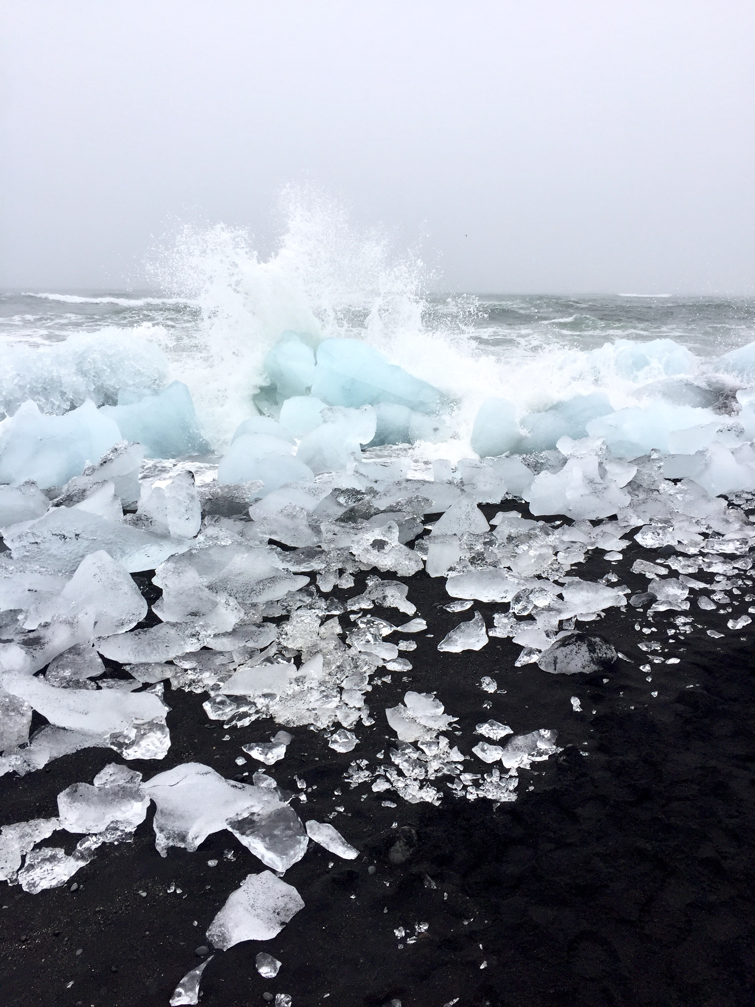 iceland south coast - jokulsarlon