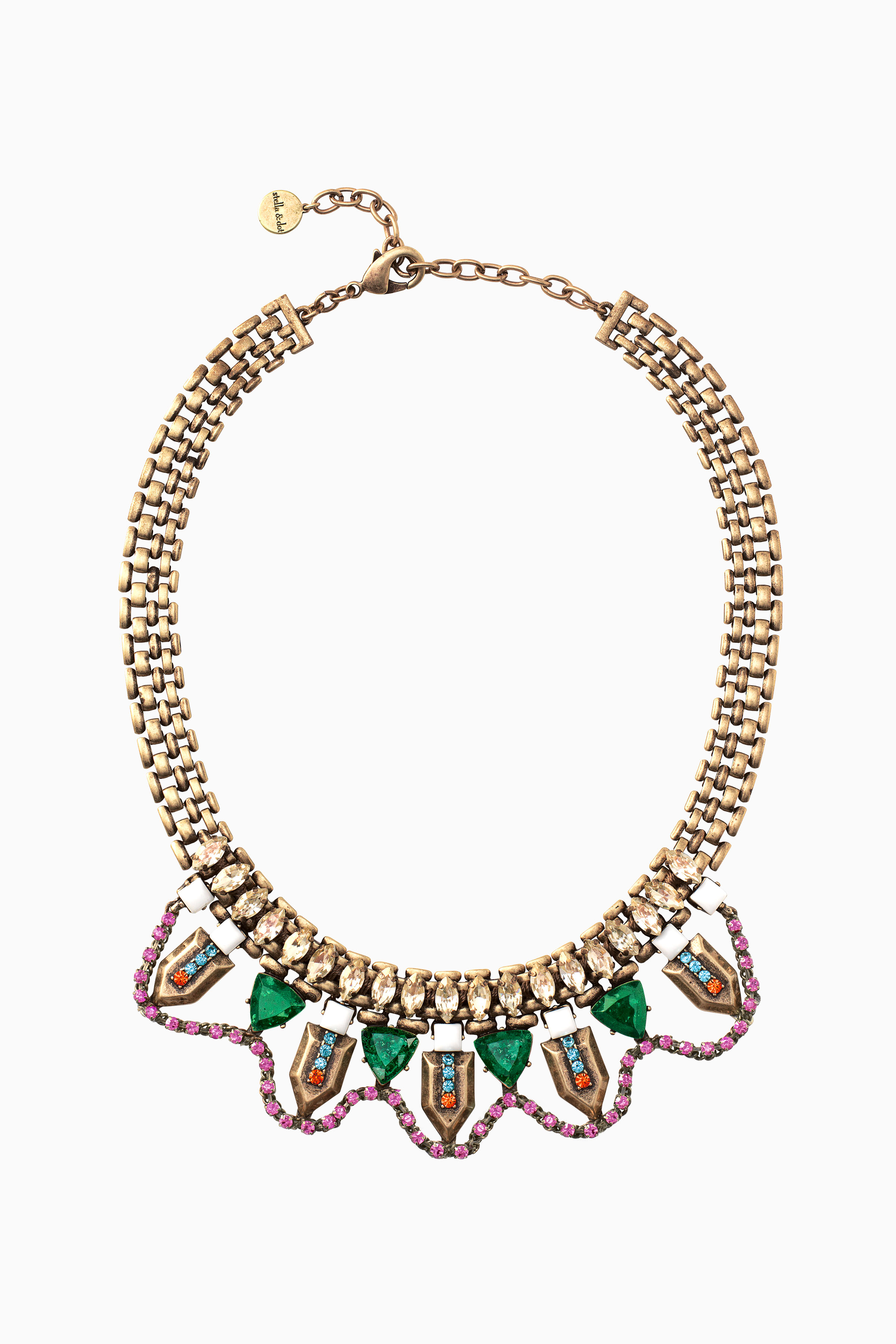 Stella & Dot gift guide - prisma statement necklace