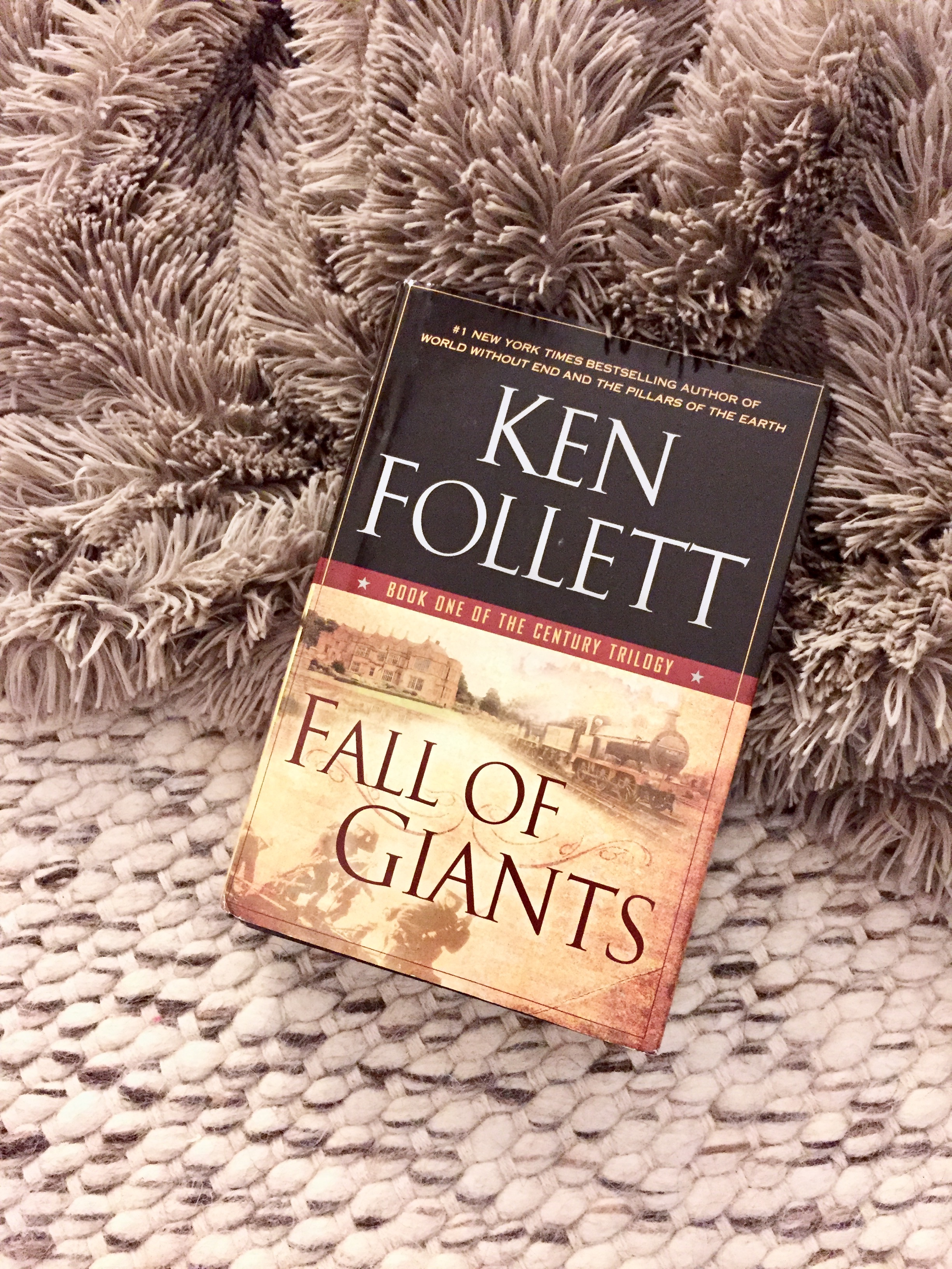 Fall of Giants by Ken Follett